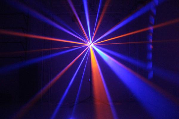 18W Musik gesteuerter LED Mashroom