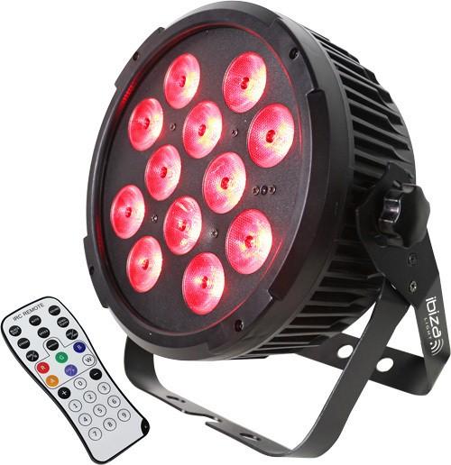 140W LED RGBAW UV PAR Strahler DMX & Musik gesteuerter