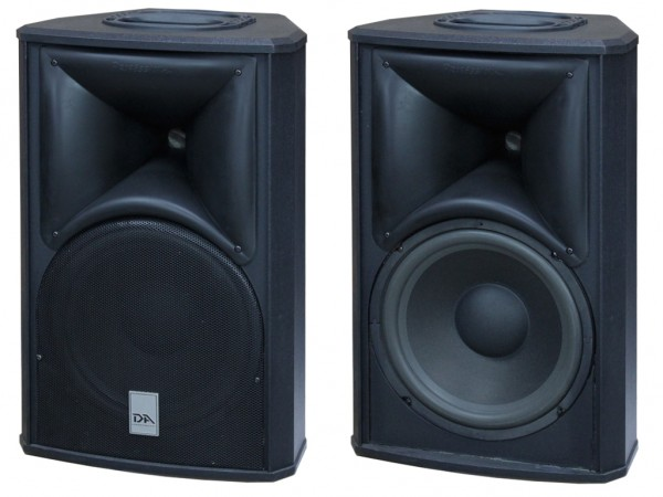 25cm 230W Profi PA Boxen DragonAudio DA-PA110