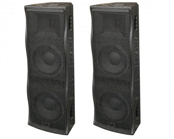 25cm 900W Tops PA Boxen Stage-Acoustics TOP210F