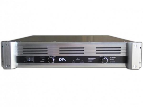 2x 380W PA Verstärker DA AM201