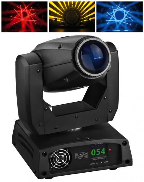 20W DMX & Musik gesteuerter LED Beam Moving Head
