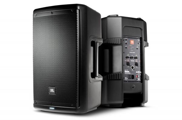 Aktive 25cm 500W JBL EON610 PA Lautsprecher Boxen Aktiv Verleih Mieten